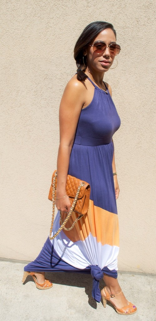Wish I Were Here :: Maxi Dress On Vacation