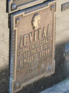 Eva Peron Buenos Aires