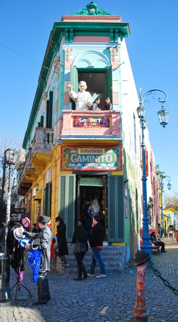 El Caminito, La Boca, Buenos Aires