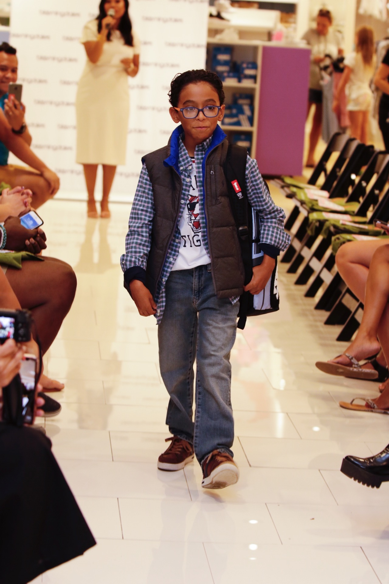 Back to School with Bloomingdales Kids Runway