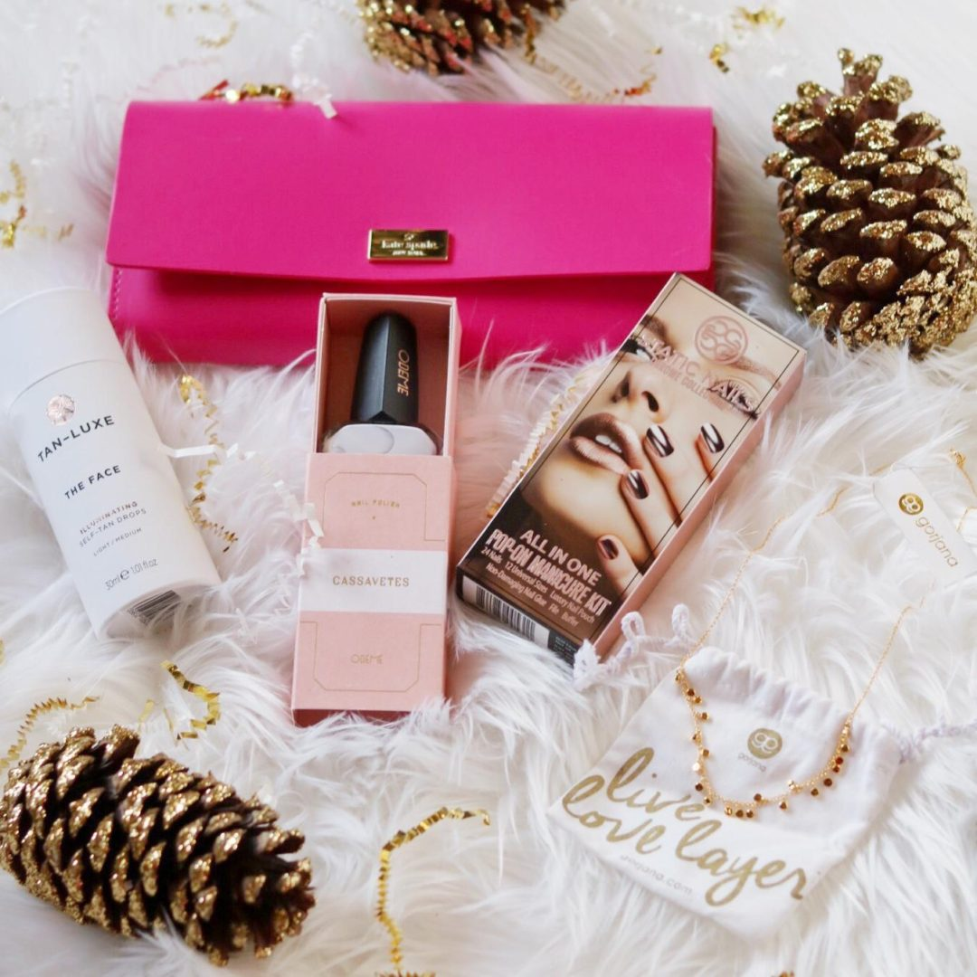 Pink & Gold Giveaway