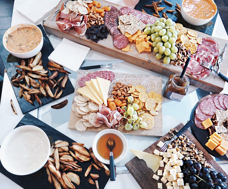 Shoprite Food Table