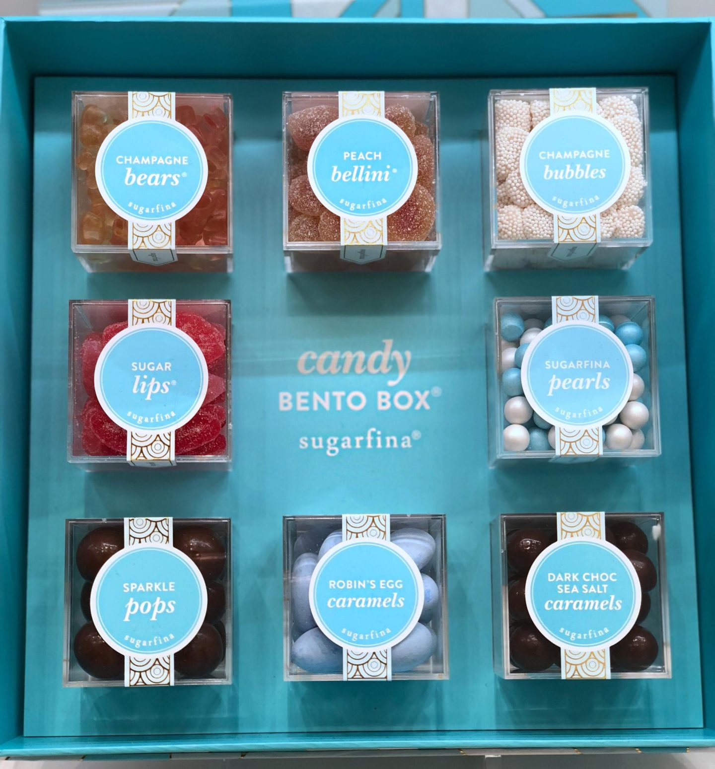 Sugarfina at Rockefeller Center