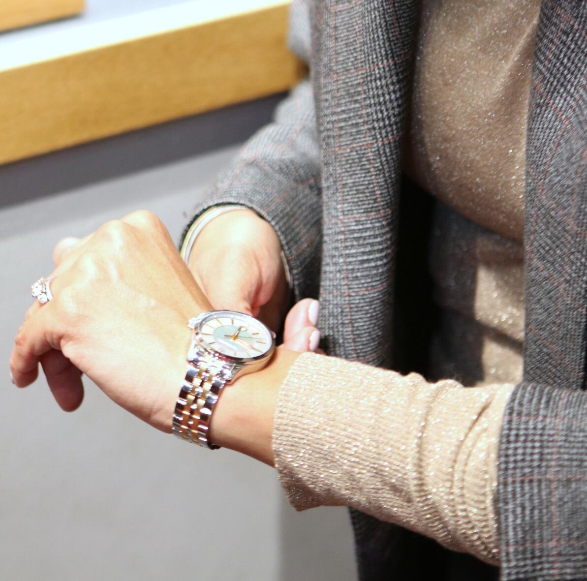Victorinox - Women's Watch at Rockefeller Center
