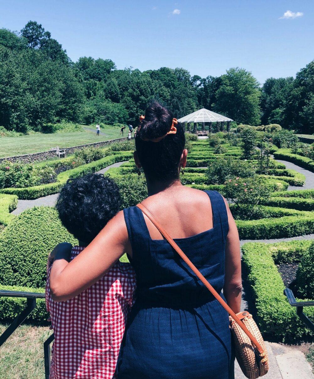 Visiting Deep Cut Gardens NJ
