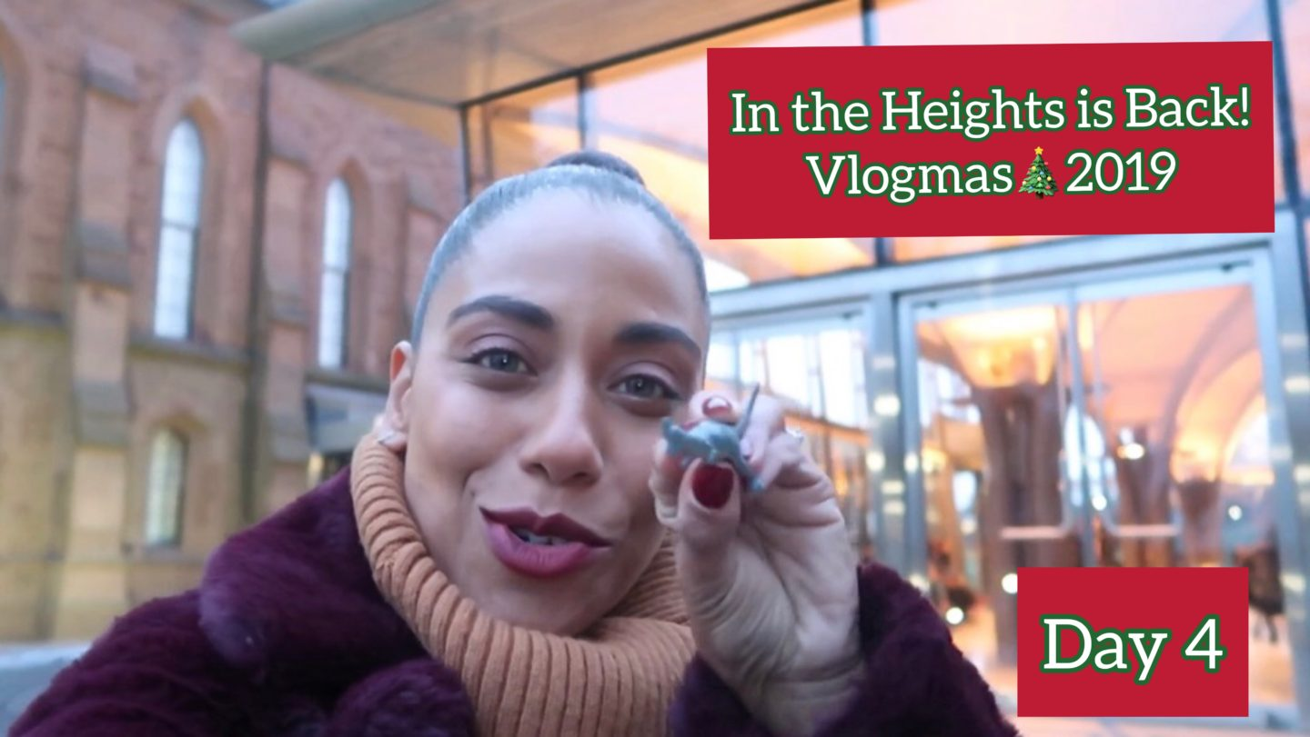 Vlogmas - In the Heights