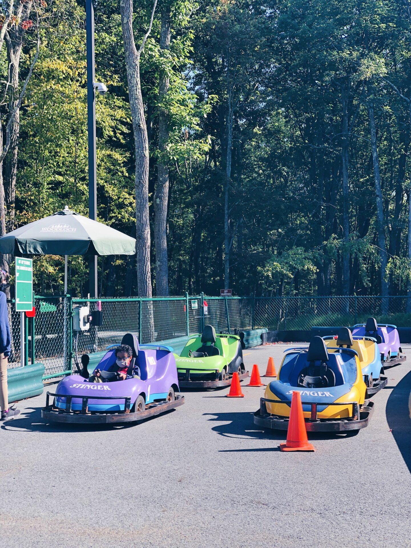 Woodloch Resort Weekend go karts