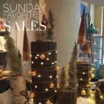 Sunday Favorites :: After Christmas Sale Haul