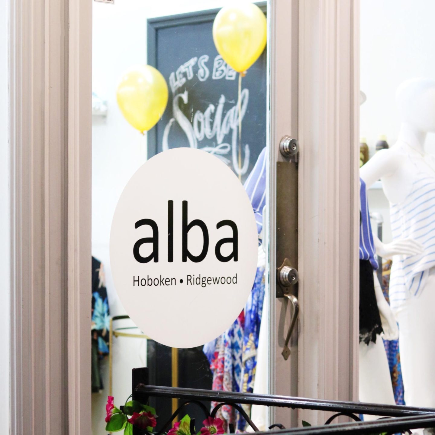 shopping with alba