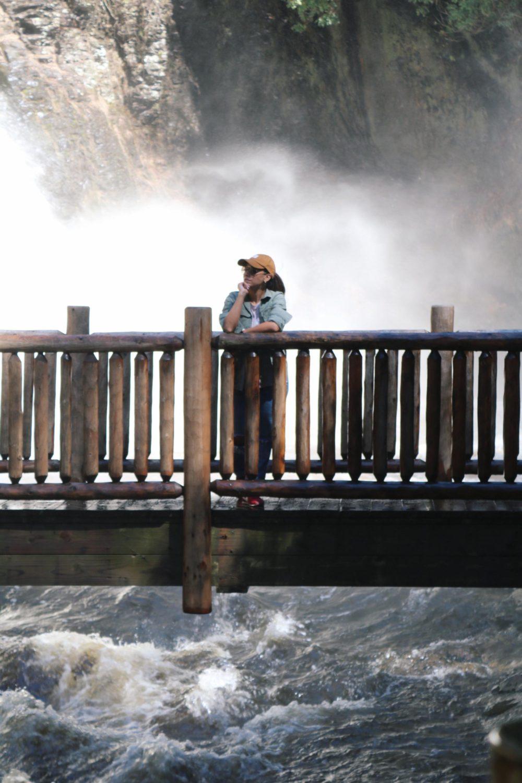 day trip to bushel falls