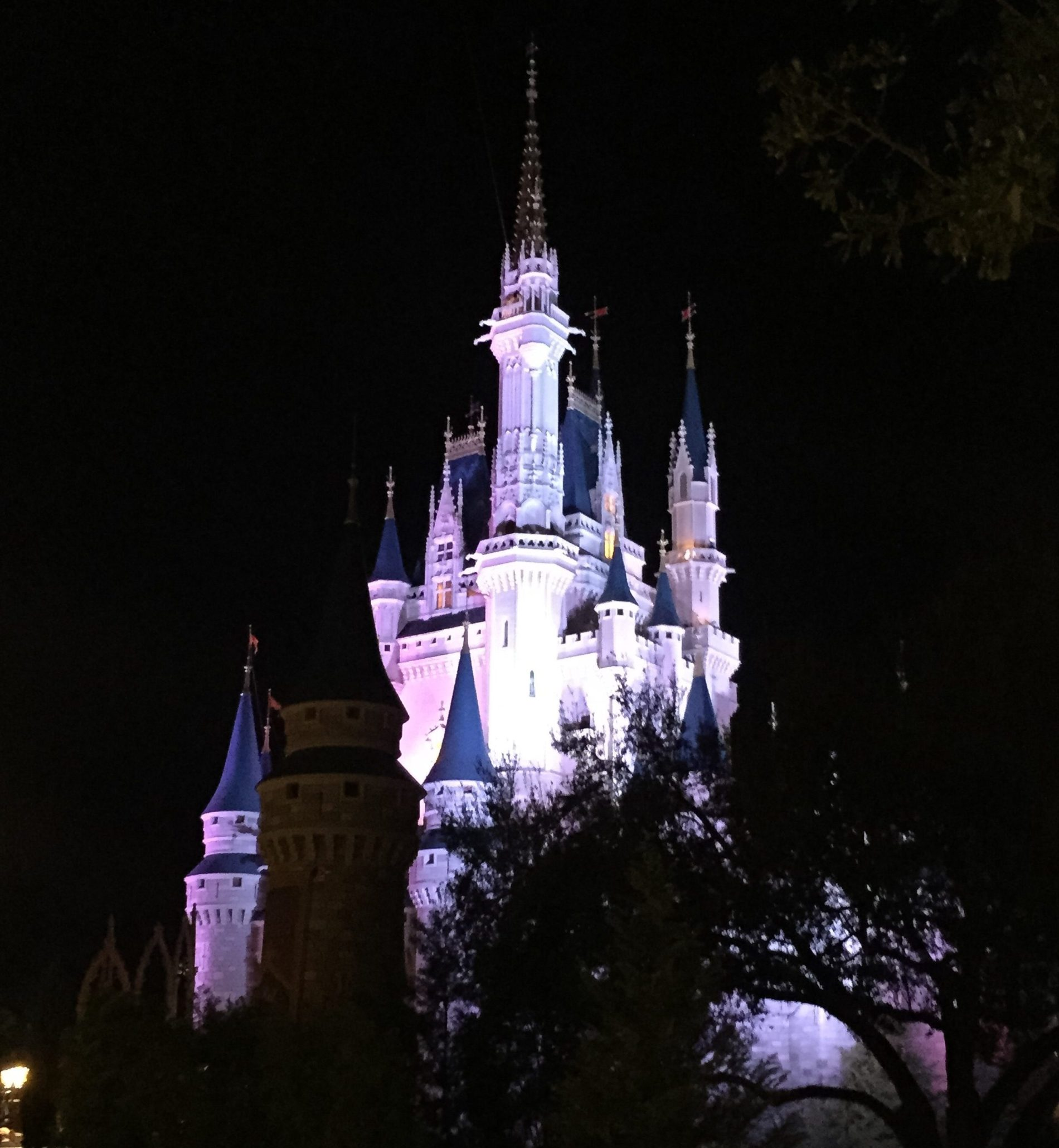 Disney Magic Kingdom - Cinderella's Castle