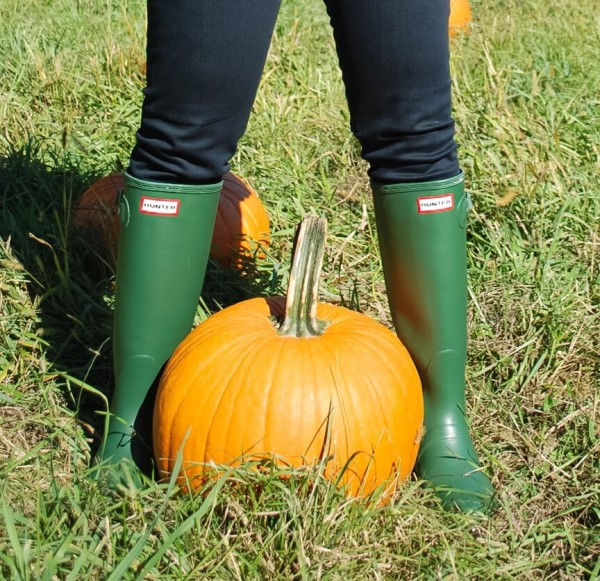 Fall Family Outing: Hunter Boots & IFB Links a la Mode!