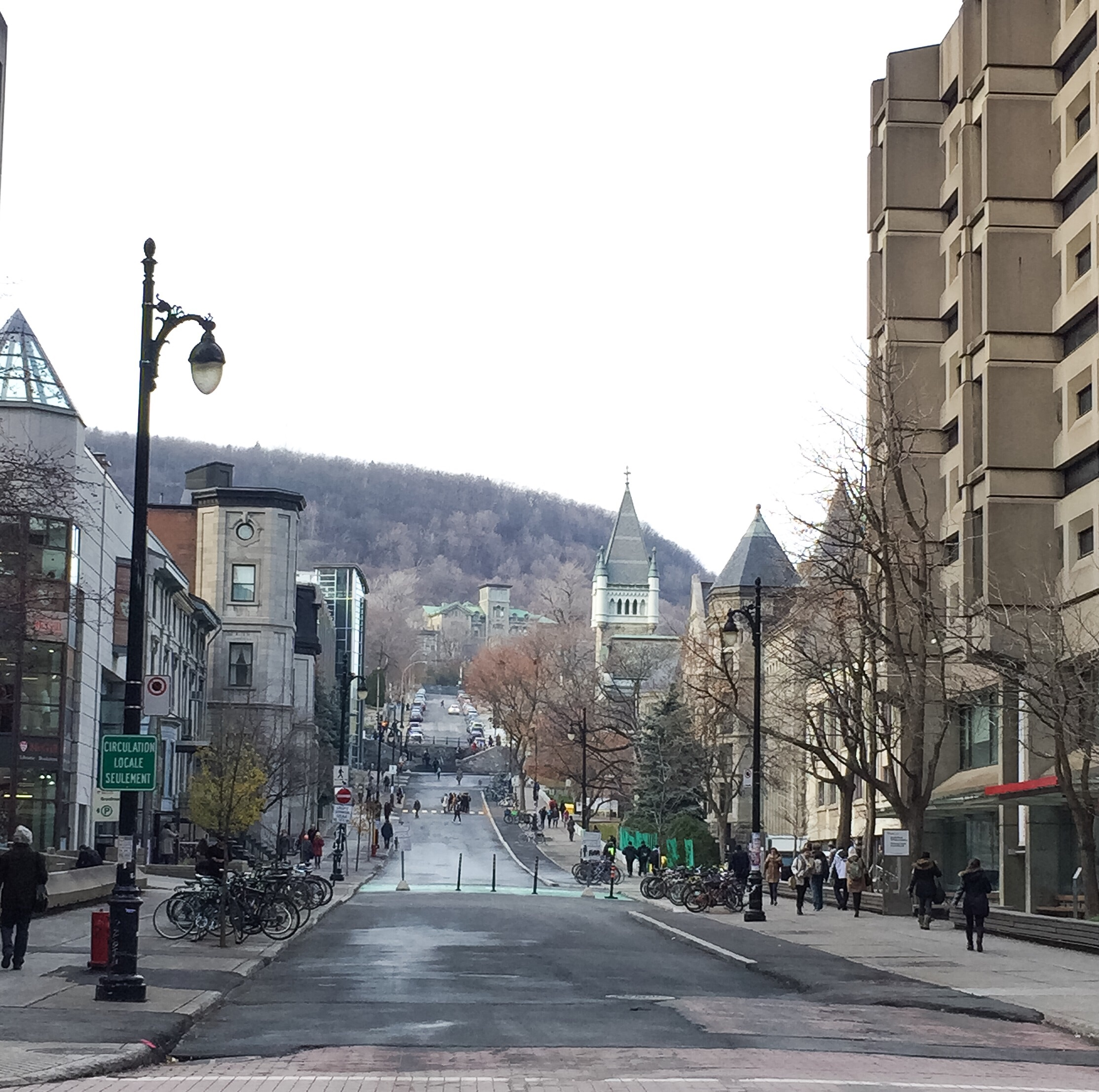 McGill University Montreal