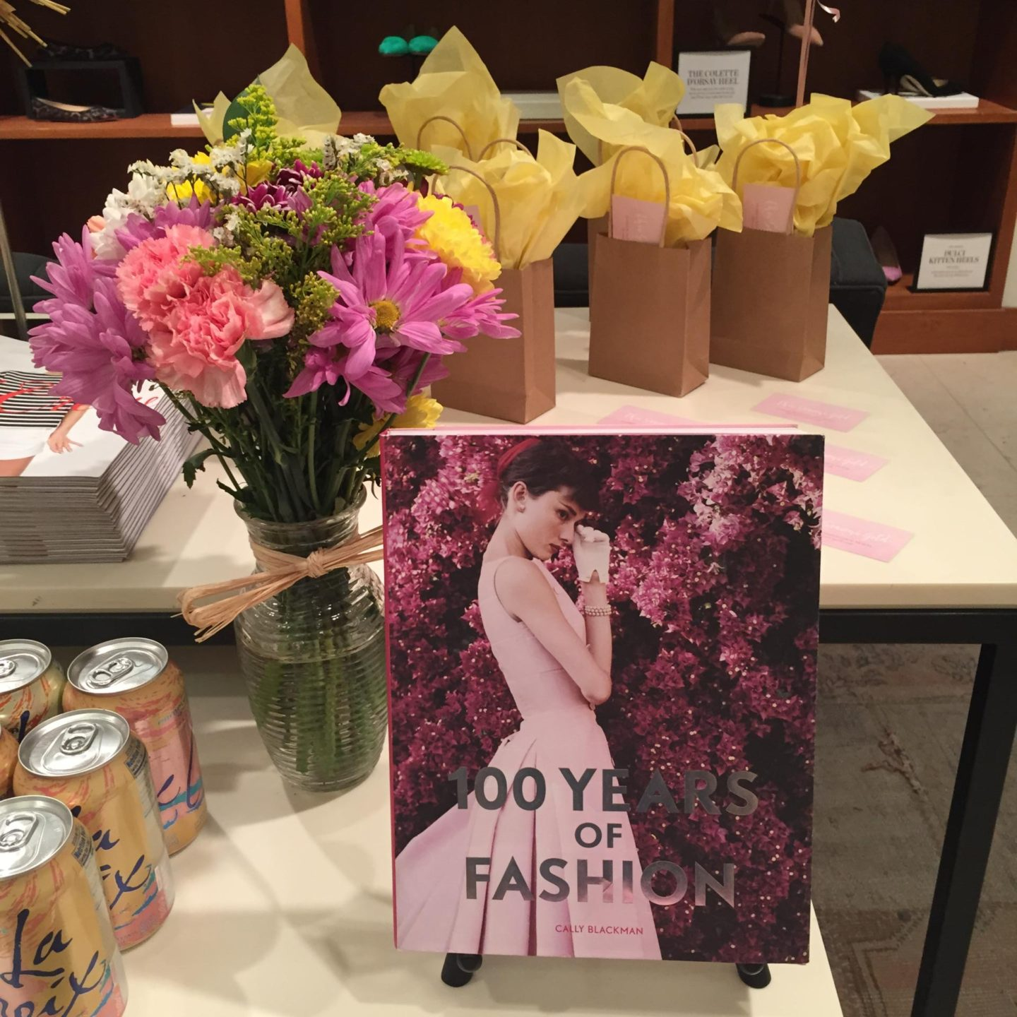 This Season's Gold // J.Crew Stylist Event