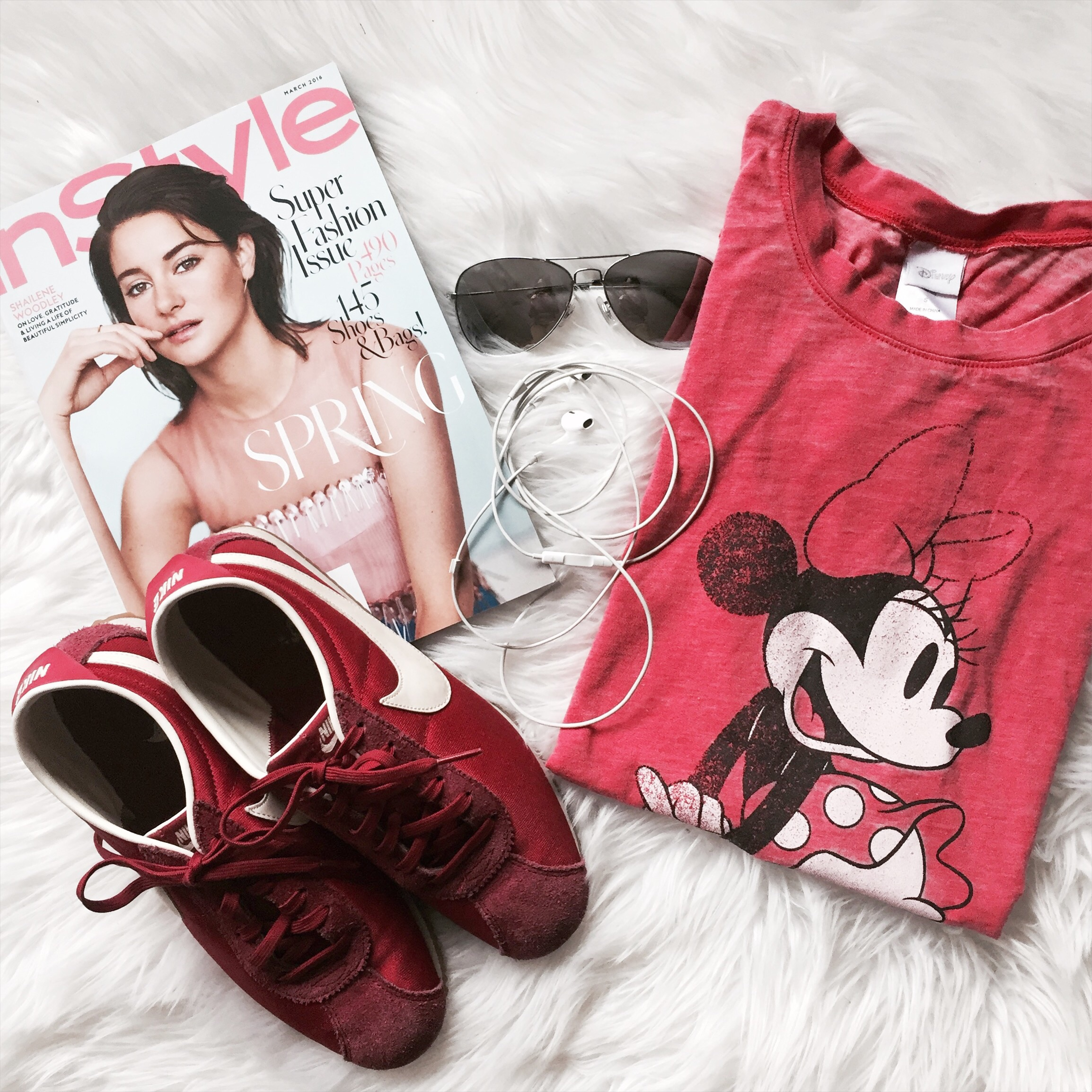 This Season's Gold // Minnie T-Shirt