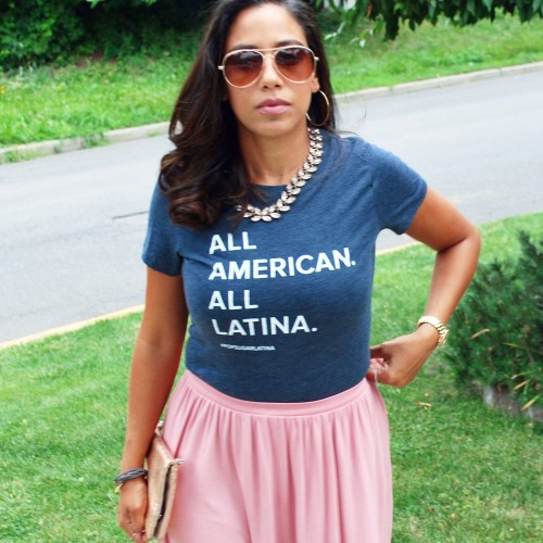 PopSugarLatina :: Being All American, All Latina