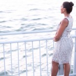 Welcome September :: Lace Dress and a Story