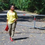 Playful Colors :: Camo Cargos and Red Pumps