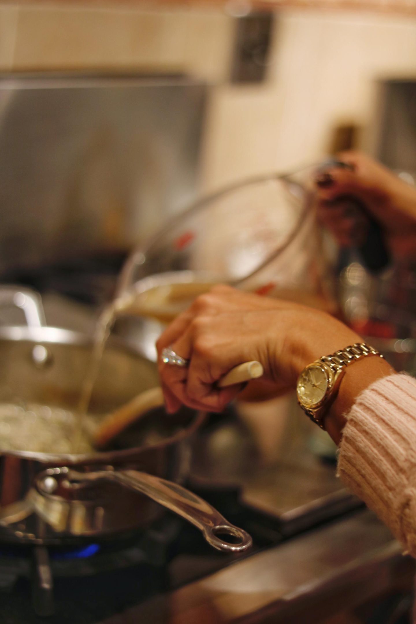 Italian Cooking Lessons with Wine
