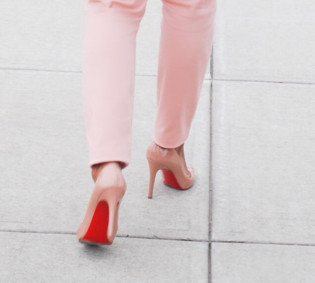 Nude Pigalles Louboutins