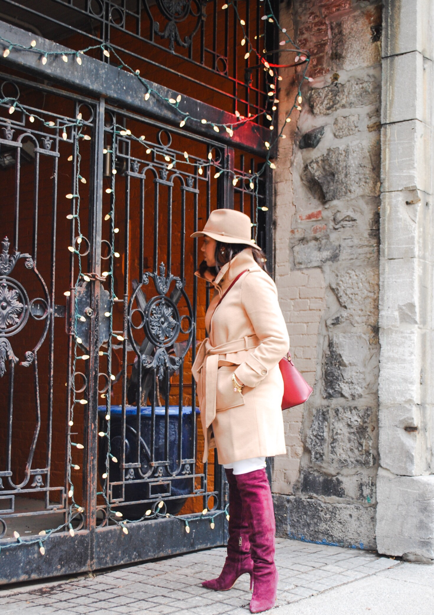 Old Montreal Gate