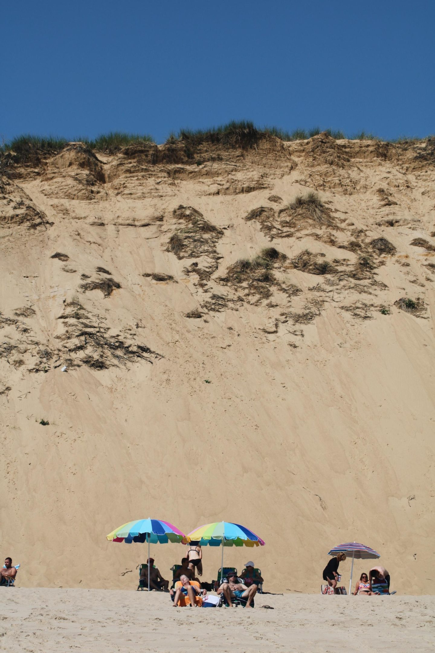 This Season's Gold // Cahoon Hallow Beach, Wellfleet