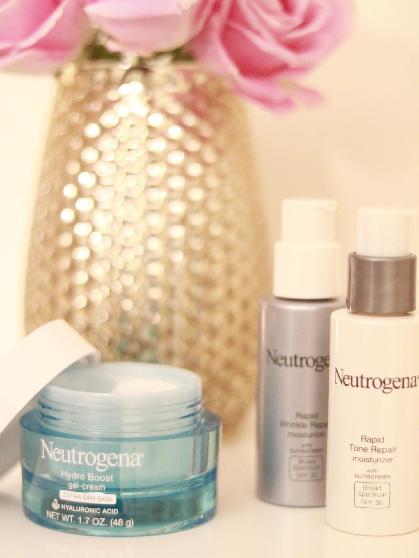 This Season's Gold // Healthy Skin and Neutrogena