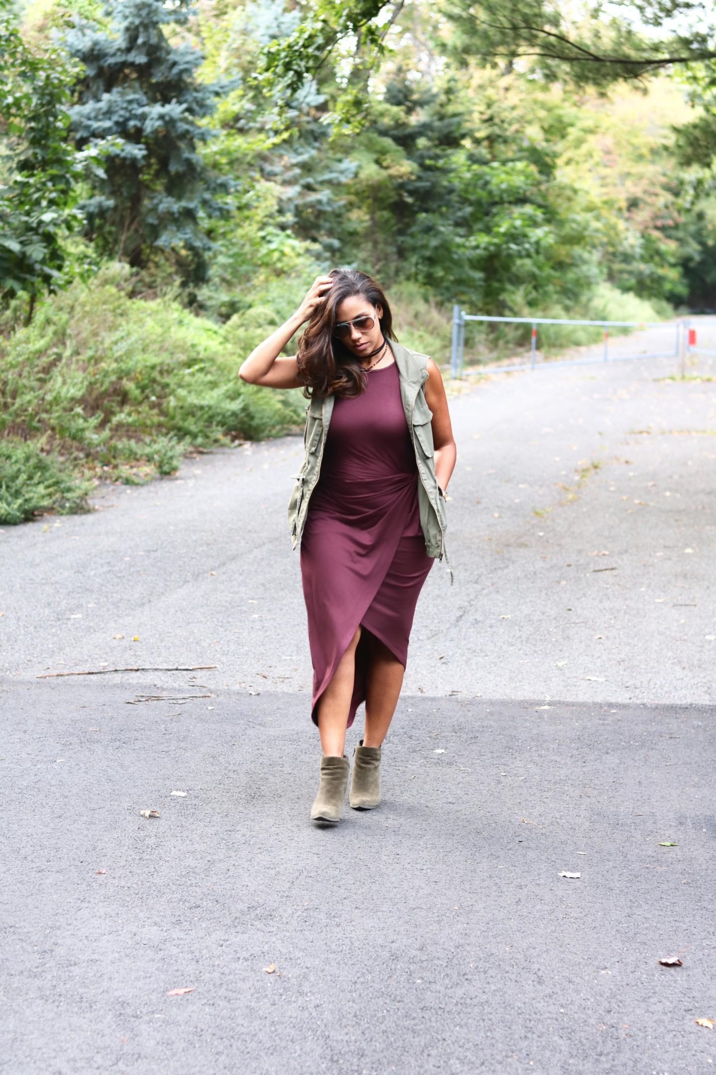 This Season's Gold // How to Wear Fall Colors 3