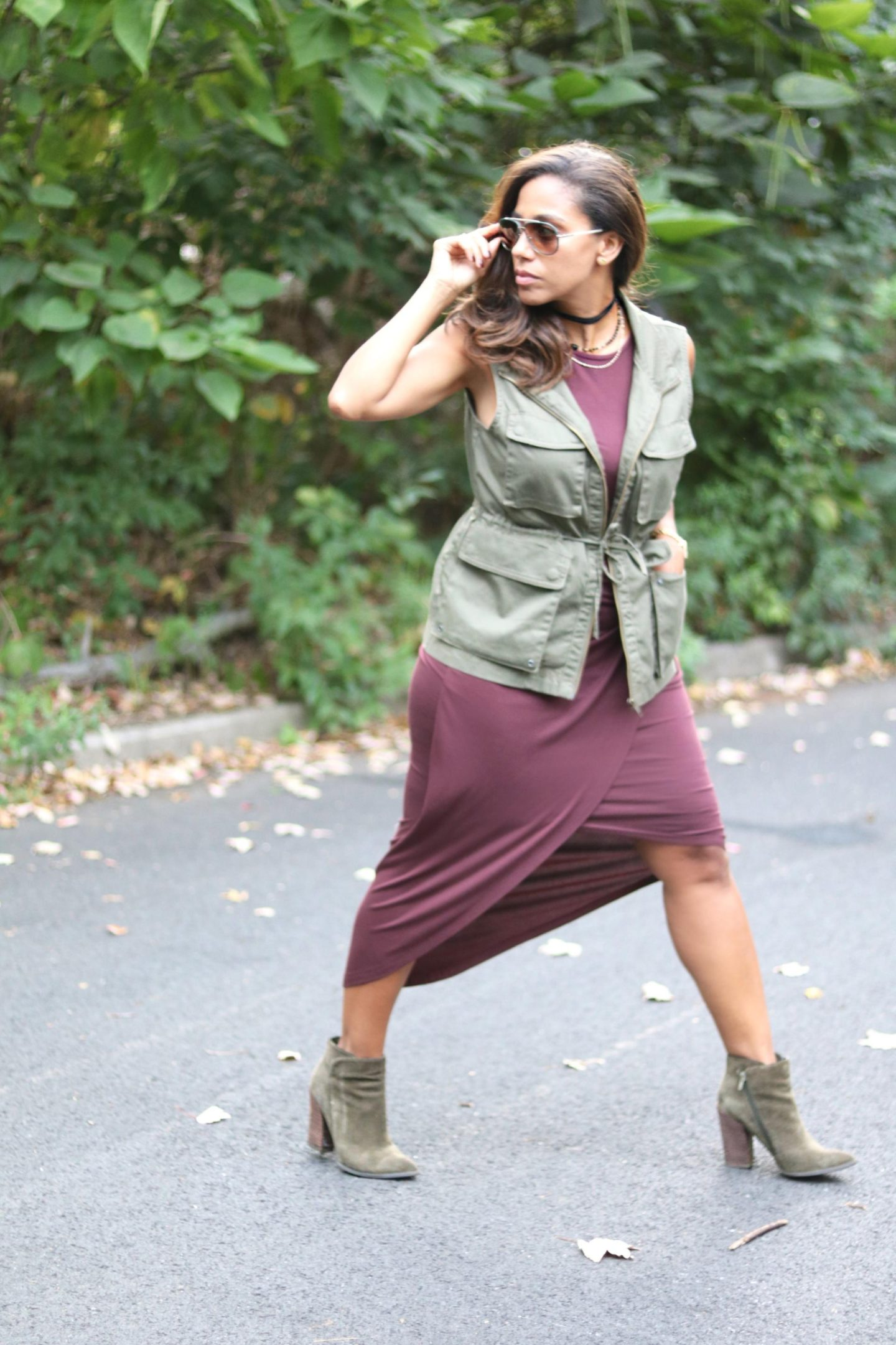 This Season's Gold // How to Wear Fall Colors 4