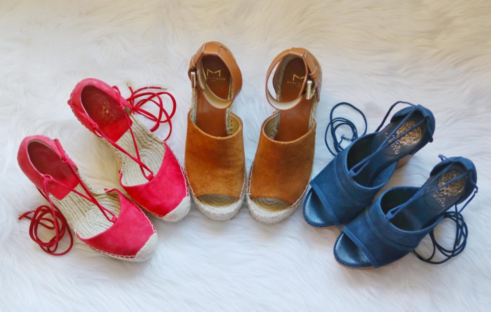 Summer Memories // Shoes and Labor Day Sales