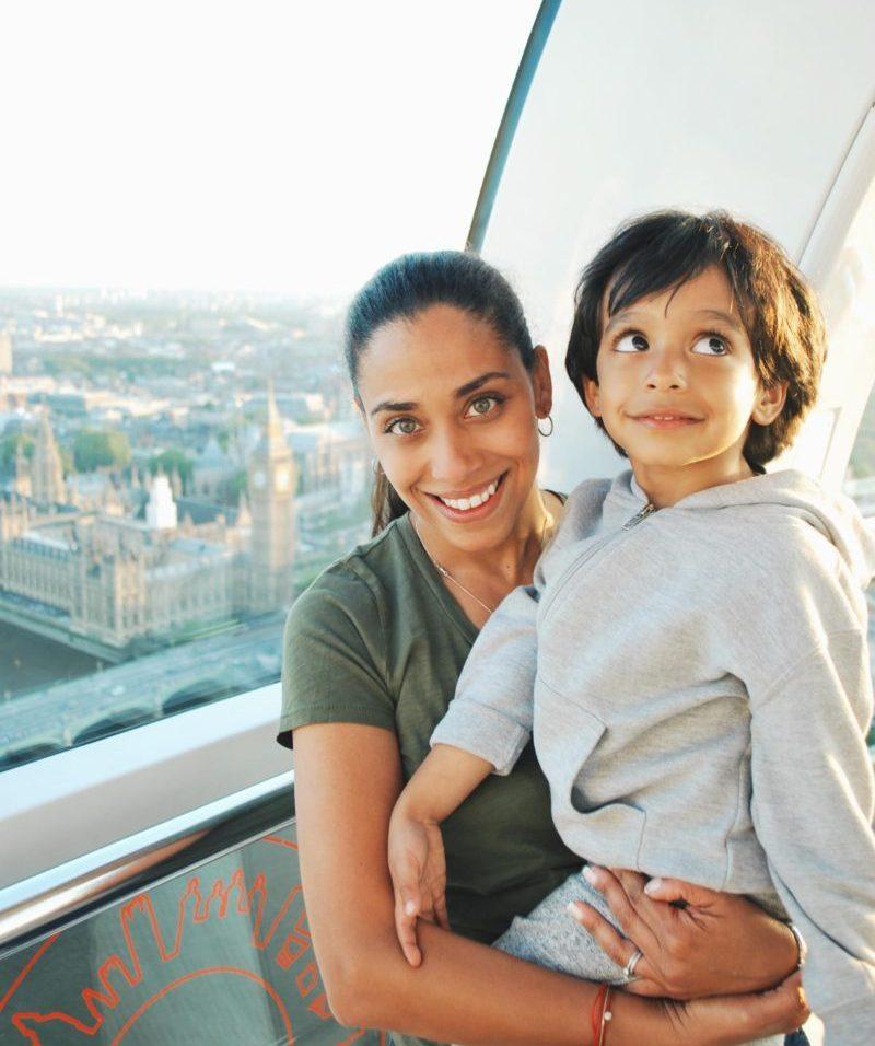 This Season's Gold // Motherhood in London