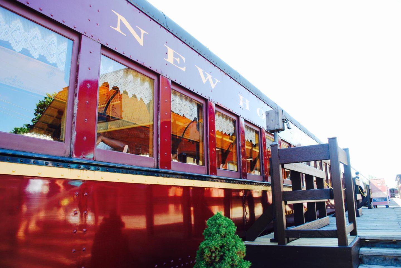 This Season's Gold // New Hope Railroad